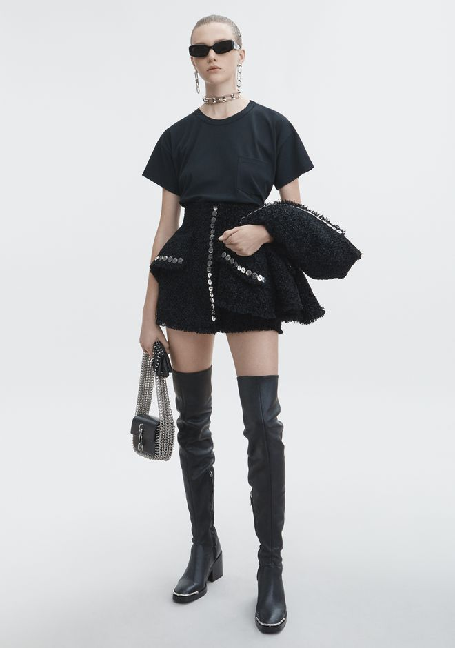 ALEXANDER WANG SKIRTS Women TWEED SKIRT