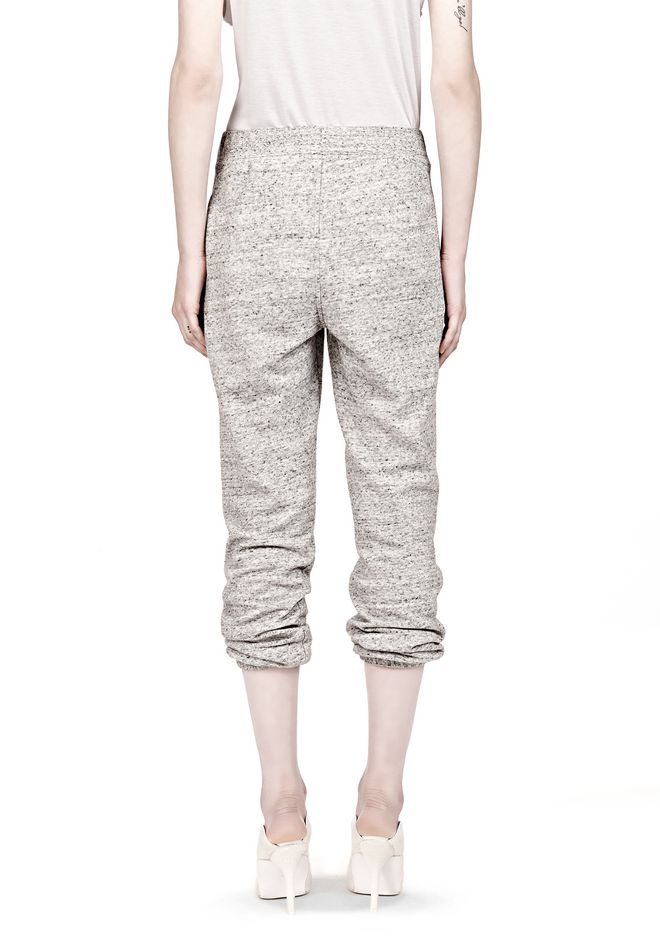 T by ALEXANDER WANG  FRENCH TERRY SWEATPANTS PANTS Adult 12_n_a