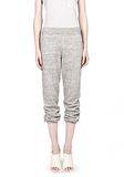 T by ALEXANDER WANG  FRENCH TERRY SWEATPANTS PANTS Adult 8_n_d