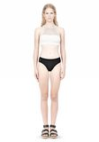 T by ALEXANDER WANG MESH COMBO SWIM BOTTOMS Swimwear Adult 8_n_f