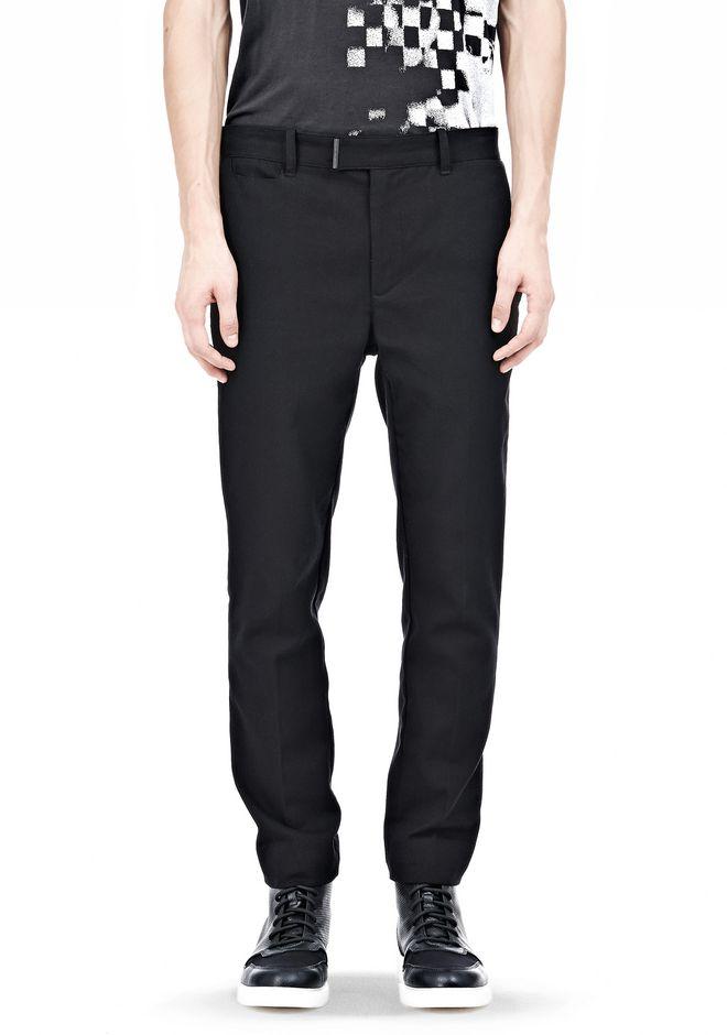 ALEXANDER WANG DRESS TROUSER WITH COIN POCKET DETAIL PANTS Adult 12_n_d