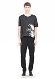 ALEXANDER WANG DRESS TROUSER WITH COIN POCKET DETAIL PANTS Adult 8_n_f