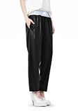 ALEXANDER WANG TRACK PANT WITH BOXER SHORT WAISTBAND PANTS Adult 8_n_e
