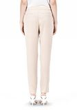 T by ALEXANDER WANG DRAPE SUITING TAPPERED TROUSERS PANTS Adult 8_n_a
