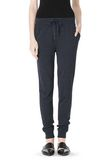 T by ALEXANDER WANG LIGHTWEIGHT FRENCH TERRY SWEATPANTS PANTS Adult 8_n_d