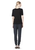 T by ALEXANDER WANG LIGHTWEIGHT FRENCH TERRY SWEATPANTS PANTS Adult 8_n_r