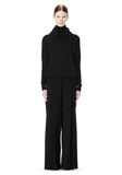 ALEXANDER WANG HIGH WAISTED PLEAT FRONT PANT PANTS Adult 8_n_f
