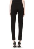 T by ALEXANDER WANG SCUBA DOUBLE KNIT TAPERED SWEATPANTS PANTS Adult 8_n_a
