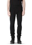 T by ALEXANDER WANG COTTON CANVAS TWILL JEANS WITH LEATHER BACK POCKET PANTS Adult 8_n_e