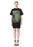 ALEXANDER WANG FITTED PENCIL SKIRT WITH TWO WAY ZIPPER SKIRT Adult 8_n_f