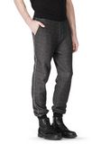 T by ALEXANDER WANG COTTON TWILL KNIT FRENCH TERRY SWEATPANTS PANTS Adult 8_n_a