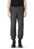 T by ALEXANDER WANG COTTON TWILL KNIT FRENCH TERRY SWEATPANTS PANTS Adult 8_n_e