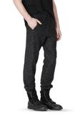 T by ALEXANDER WANG BOUCLE FLEECE TRACK PANTS PANTS Adult 8_n_e