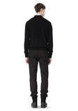 ALEXANDER WANG CLASSIC CHINO PANT WITH WELT POCKET PANTS Adult 8_n_r
