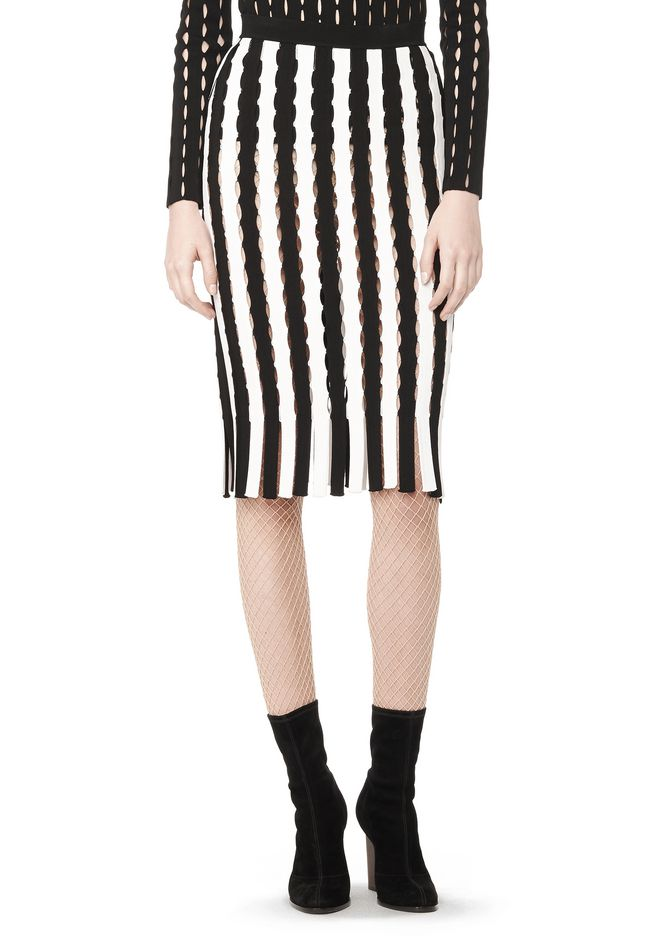 T by Alexander Wang Knee-Length Pencil Skirt Discount Amazing Price Visit Clearance Popular hDfRBNqn