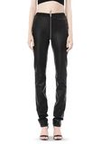 ALEXANDER WANG FALL 2008 STRETCH LEATHER PANT    PANTS Adult 8_n_d