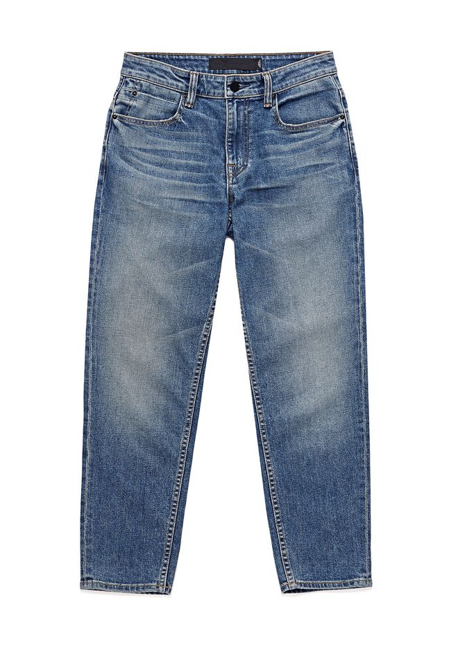 ALEXANDER WANG RIDE JEAN  DENIM Adult 12_n_a