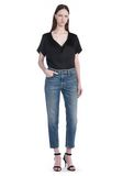 ALEXANDER WANG RIDE JEAN  DENIM Adult 8_n_f