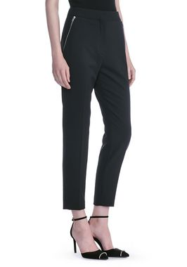 HIGH WAISTED TAILORED PANTS WITH ZIP POCKETS