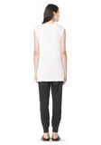 T by ALEXANDER WANG CLASSIC MUSCLE TEE WITH POCKET TEE Adult 8_n_r