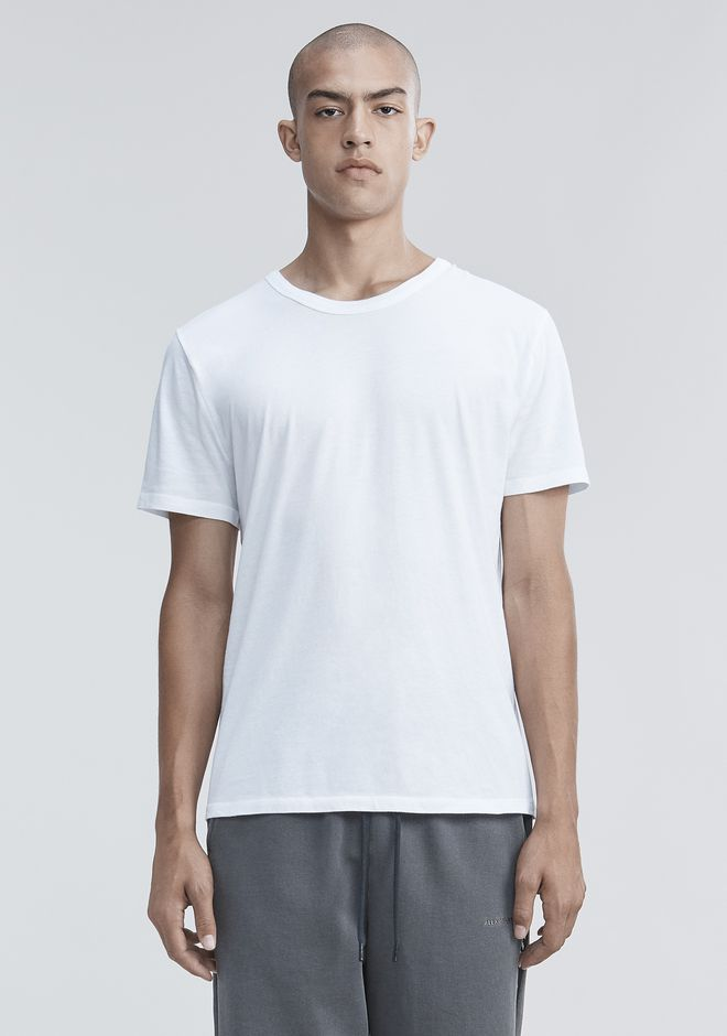 T by ALEXANDER WANG Short sleeve t-shirts Men CLASSIC SHORT SLEEVE TEE