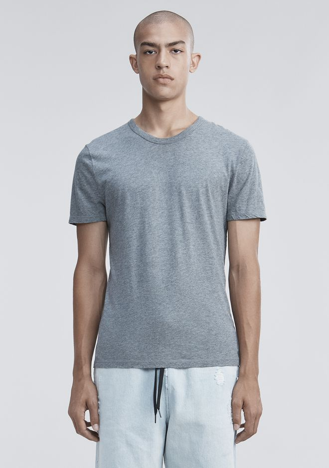 T by ALEXANDER WANG mens-classics SHORT SLEEVE TEE