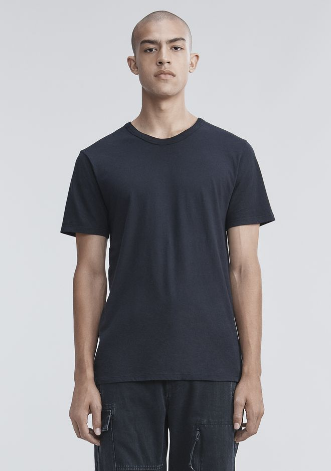 T by ALEXANDER WANG SHORT SLEEVE TEE Short sleeve t-shirt Adult 12_n_e