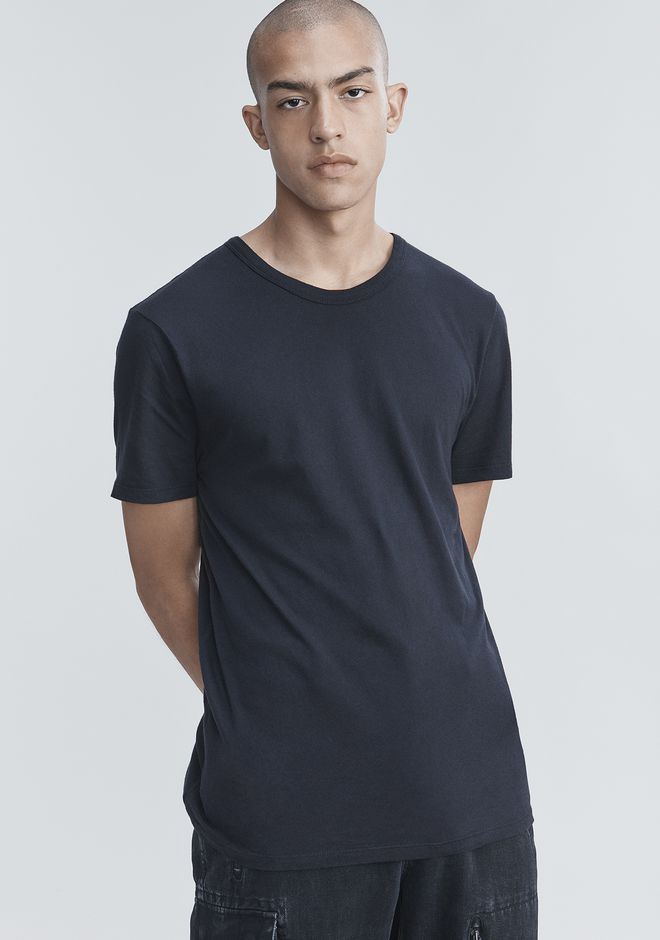 T by ALEXANDER WANG SHORT SLEEVE TEE Short sleeve t-shirt Adult 12_n_r