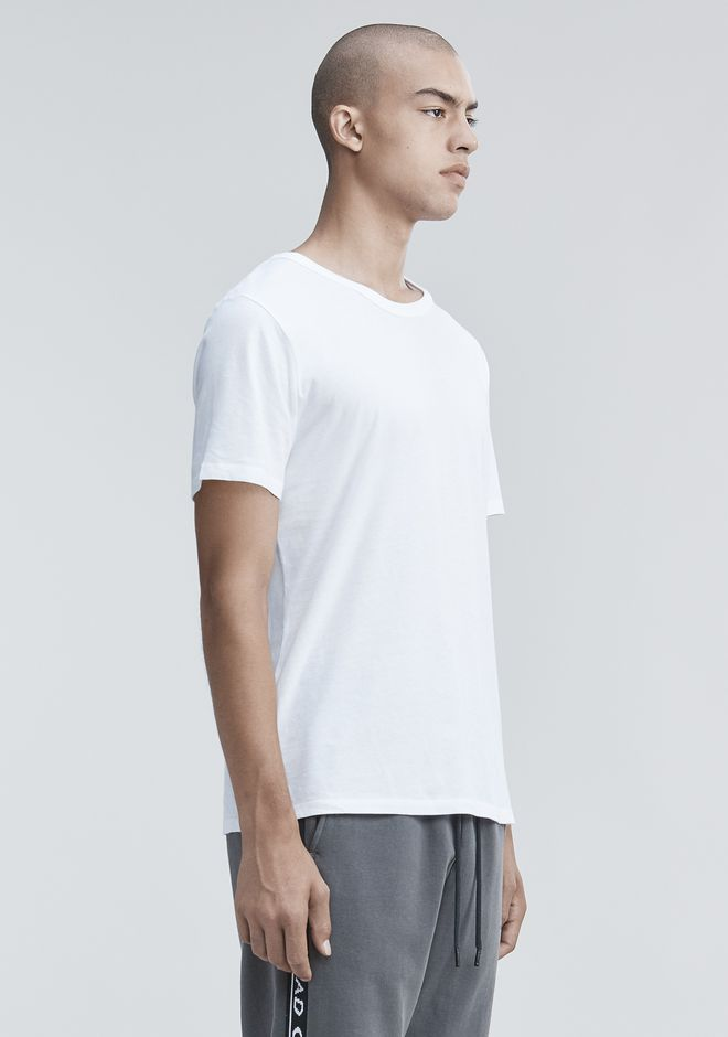 T by ALEXANDER WANG SHORT SLEEVE TEE Short sleeve t-shirt Adult 12_n_a