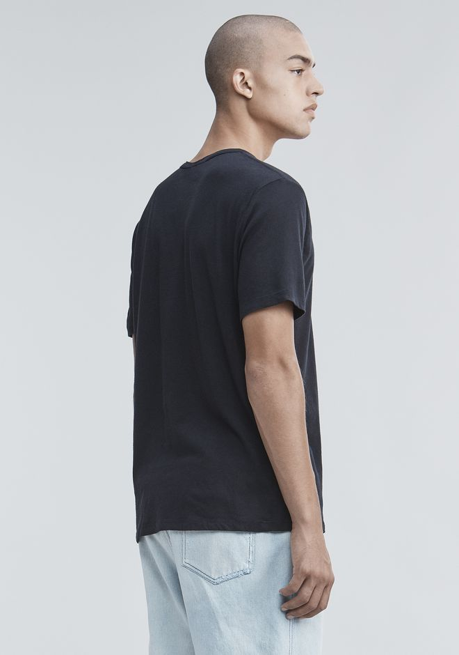 T by ALEXANDER WANG CLASSIC LOW NECK TEE T恤 Adult 12_n_d