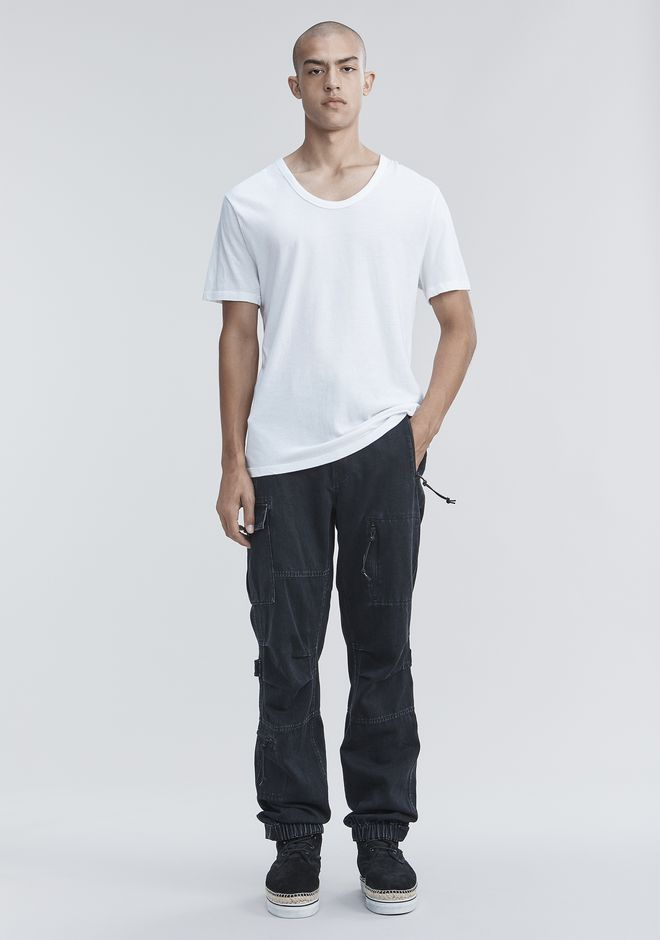 T by ALEXANDER WANG LOW NECK TEE Tシャツ Adult 12_n_f