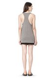 T by ALEXANDER WANG CLASSIC TANK WITH POCKET TOP Adult 8_n_r