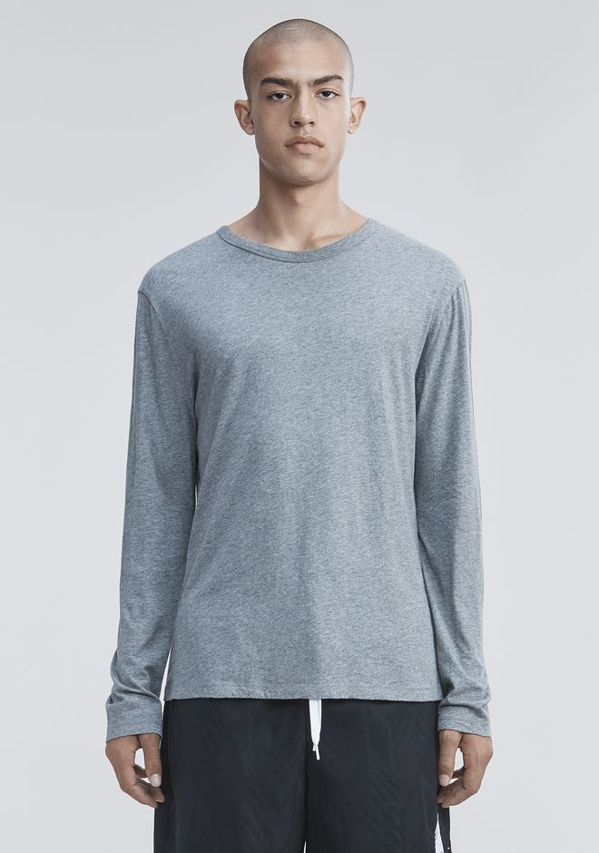 T by ALEXANDER WANG CLASSIC LONG SLEEVE TEE Long sleeve t-shirt Adult 12_n_e