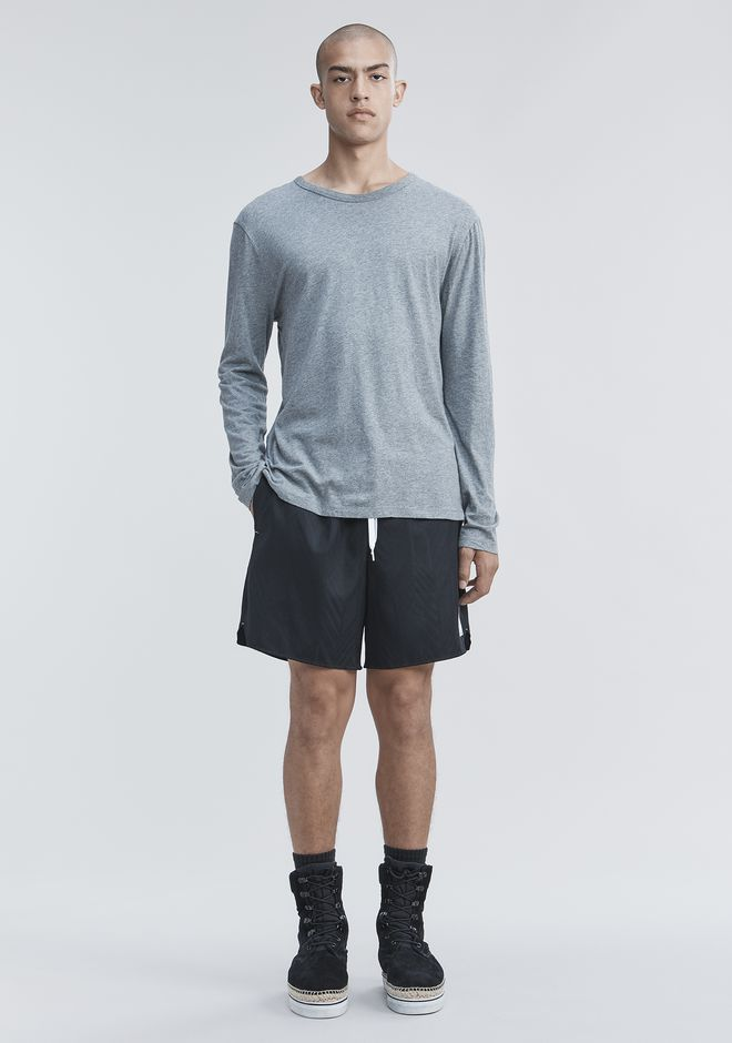 T by ALEXANDER WANG CLASSIC LONG SLEEVE TEE Long sleeve t-shirt Adult 12_n_f