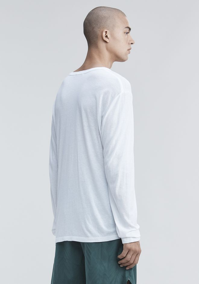 T by ALEXANDER WANG LONG SLEEVE TEE Long sleeve t-shirt Adult 12_n_d