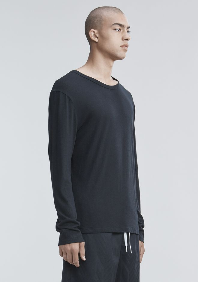 T by ALEXANDER WANG LONG SLEEVE TEE ロングスリーブTシャツ Adult 12_n_a
