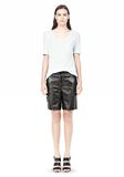 T by ALEXANDER WANG TEE WITH POCKET Short sleeve t-shirt Adult 8_n_f