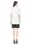 T by ALEXANDER WANG TEE WITH POCKET Short sleeve t-shirt Adult 8_n_r