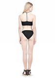T by ALEXANDER WANG SWIM MATTE JERSEY BANDEAU WITH TRIANGLE T STRAPS Swimwear Adult 8_n_r