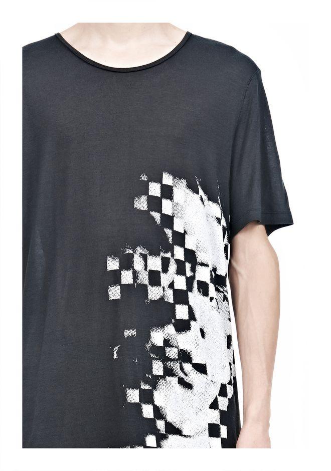 ALEXANDER WANG SHORT SLEEVE TEE Short sleeve t-shirt Adult 12_n_a