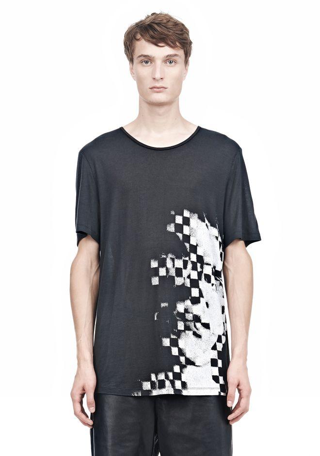 ALEXANDER WANG SHORT SLEEVE TEE Short sleeve t-shirt Adult 12_n_e