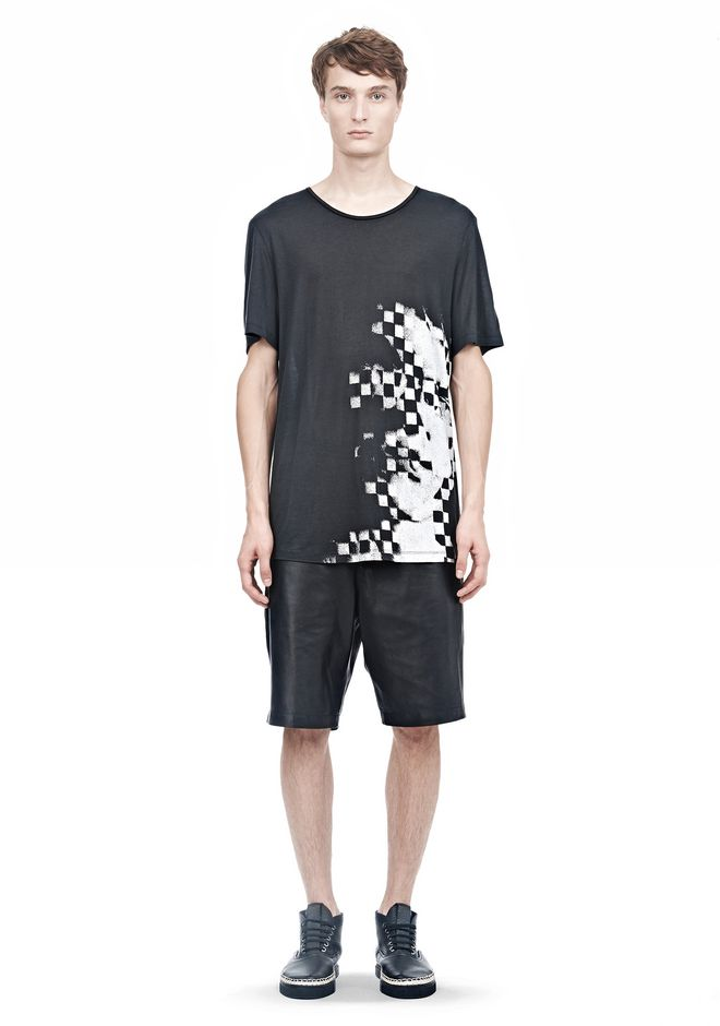 ALEXANDER WANG SHORT SLEEVE TEE Short sleeve t-shirt Adult 12_n_f