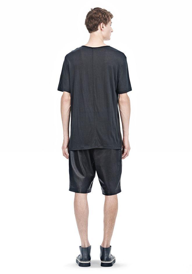 ALEXANDER WANG SHORT SLEEVE TEE Short sleeve t-shirt Adult 12_n_r
