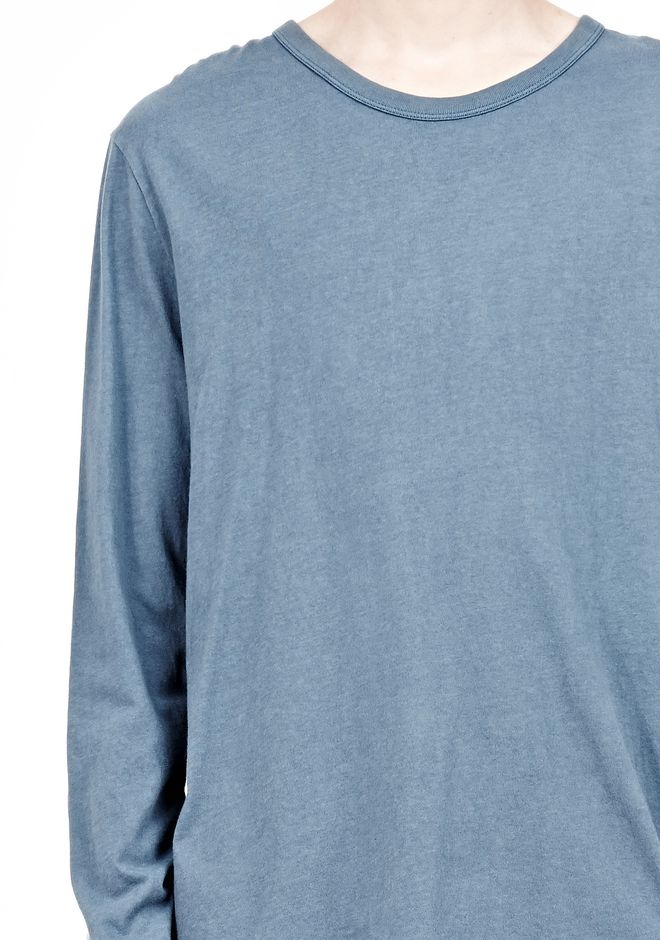 T by ALEXANDER WANG CLASSIC LONG SLEEVE TEE Long sleeve t-shirt Adult 12_n_a