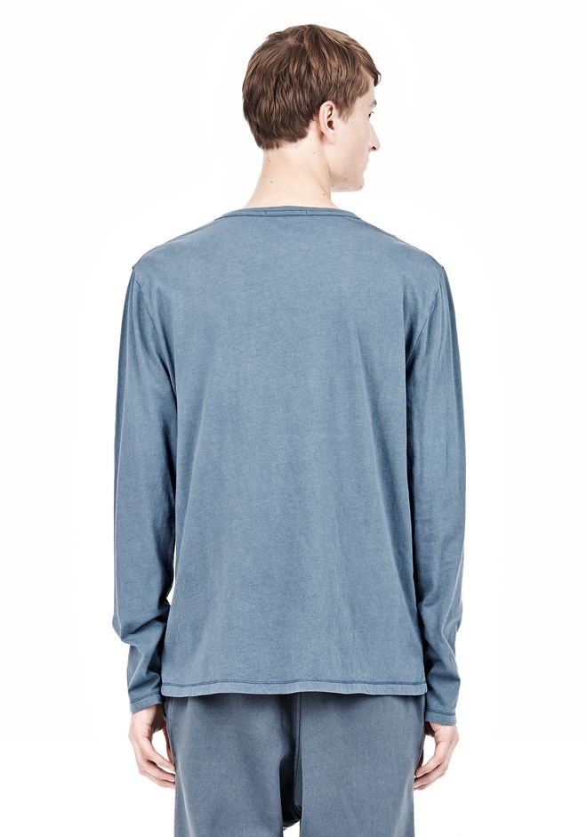 T by ALEXANDER WANG CLASSIC LONG SLEEVE TEE Long sleeve t-shirt Adult 12_n_d