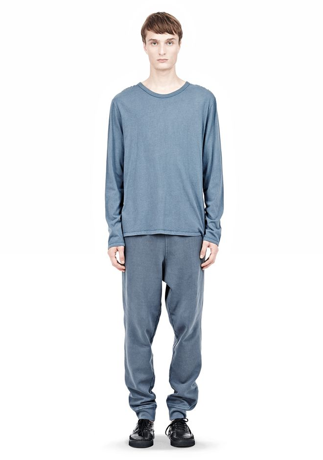 T by ALEXANDER WANG CLASSIC LONG SLEEVE TEE Long sleeve t-shirt Adult 12_n_f