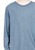 T by ALEXANDER WANG CLASSIC LONG SLEEVE TEE Long sleeve t-shirt Adult 8_n_a