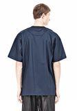 T by ALEXANDER WANG COTTON POPLIN SHORT SLEEVE TEE Short sleeve t-shirt Adult 8_n_d