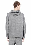 T by ALEXANDER WANG SPECKLED FRENCH TERRY HOODIE HOODIE Adult 8_n_d