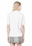 ALEXANDER WANG PARENTAL ADVISORY CREWNECK T-SHIRT Short sleeve t-shirt Adult 8_n_d